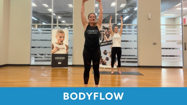 14Day Challenge Day 3 - BODYFLOW with Mackenzie