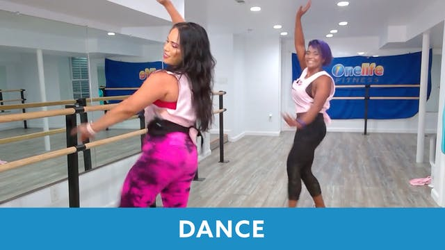 Dance with Shahana and Mika (LIVE Tue...