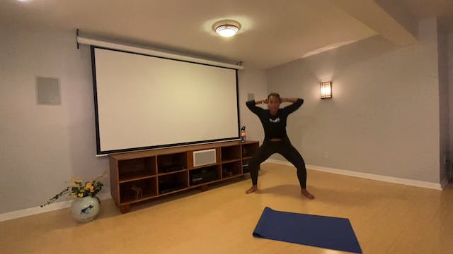 APEX Yoga with JoAnne (LIVE Monday 11...