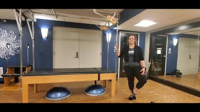 Intermediate Pilates 20 min Express w...