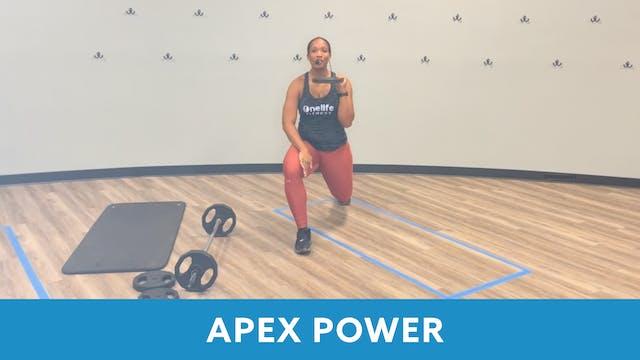 APEX Power with Sam (LIVE Monday 5/17...