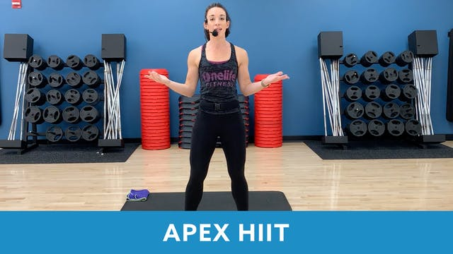 APEX HIIT with Allison (Live Tuesday ...