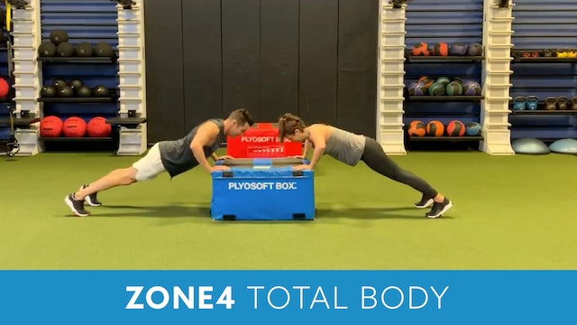 TONE UP 21 WEEK 2 - Zone4 Total Body with Josh