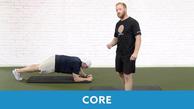 Restart Challenge - Core with Max