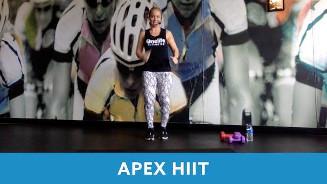 APEX HIIT with Lea (LIVE Monday 12/7 ...