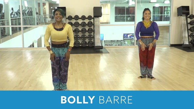Bolly Barre Dance with Shahana