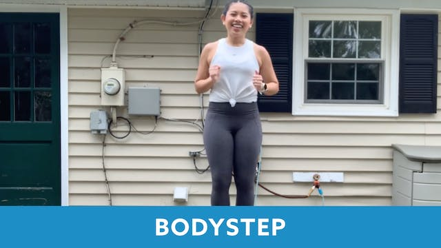 BODYSTEP with Janice (LIVE Monday 10/...
