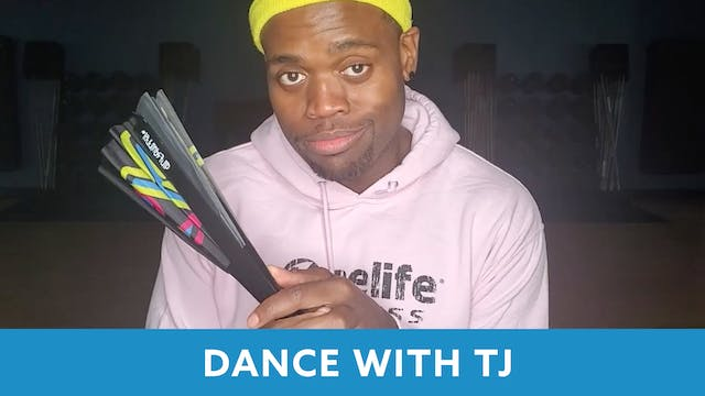 DANCE with TJ - AUGUST