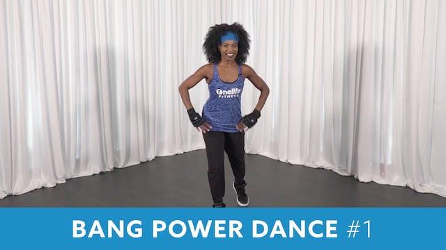 BANG Power Dance #1 with Linda