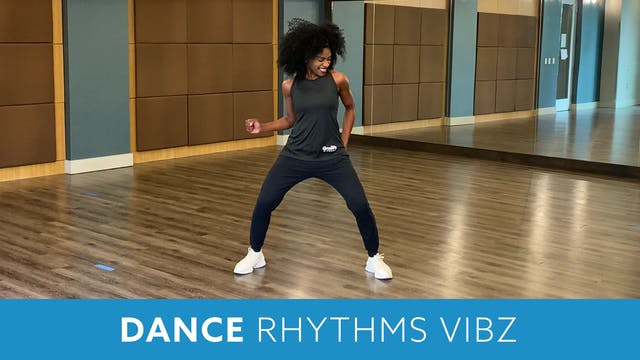Dance Rhythms Vibz with Linda (LIVE F...