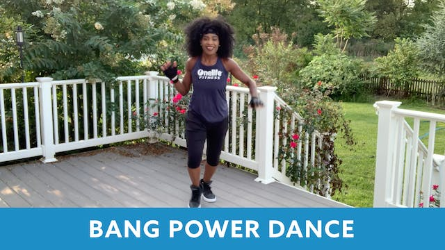 BANG Power Dance with Linda (LIVE Wed...