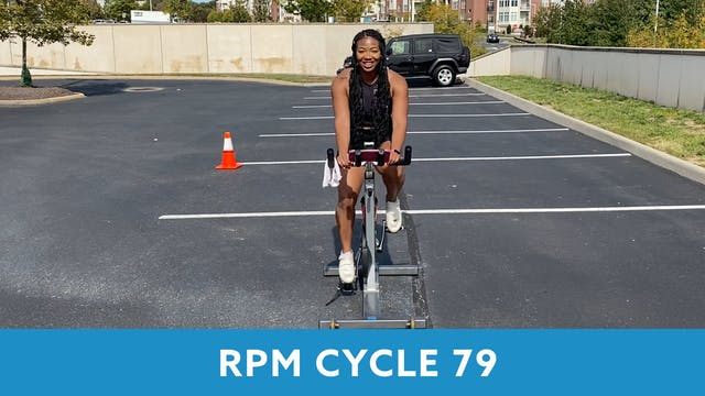 RPM Cycle 79 with Shay