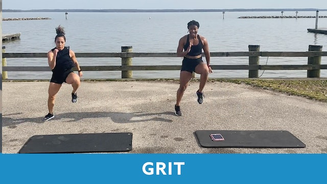 14Day Challenge Day 6 - Grit Nano Series with Shay