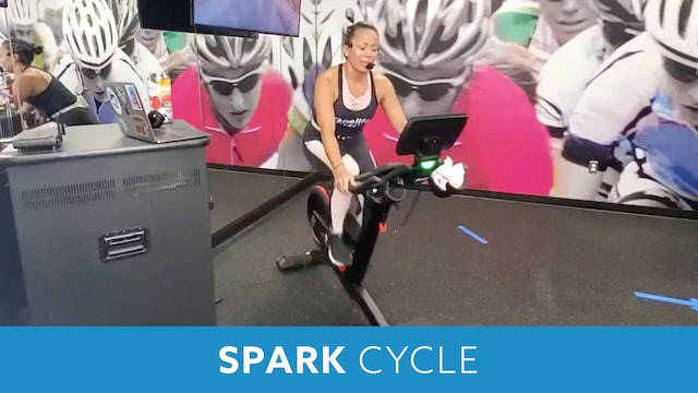 TONE UP 21 WEEK 3 - SPARK Cycle #2 with JoAnne