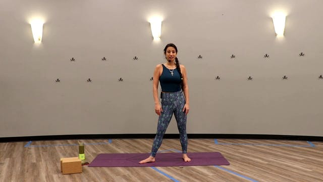 Power Yoga with.Nina.(LIVE Monday 2/1...