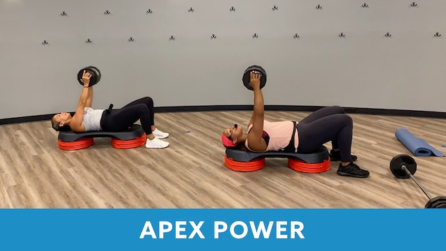 Transformation Challenge - (Week 2 Workout 3) APEX POWER #13 with Sam