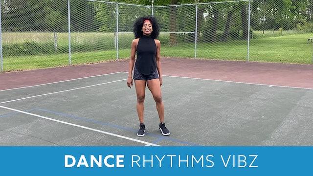 Dance Rhythms Vibz with Linda (LIVE Friday 5/21 @ 5pm EST)