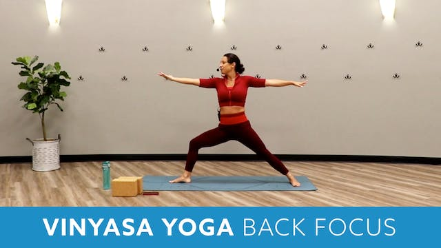 Vinyasa Yoga with Nina (LIVE Wednesda...