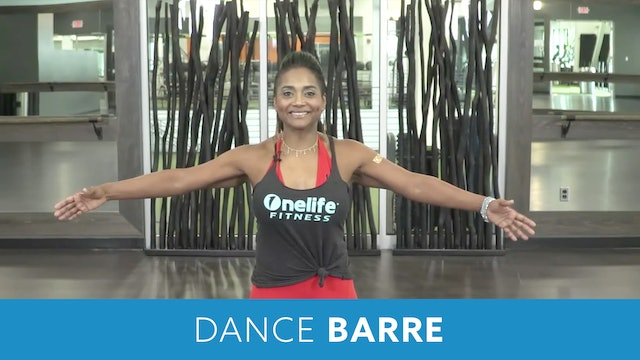 Dance inspired Barre with Shahana