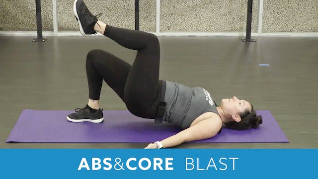Day 5 - Beginner Part 2 - Ab Blast wi...