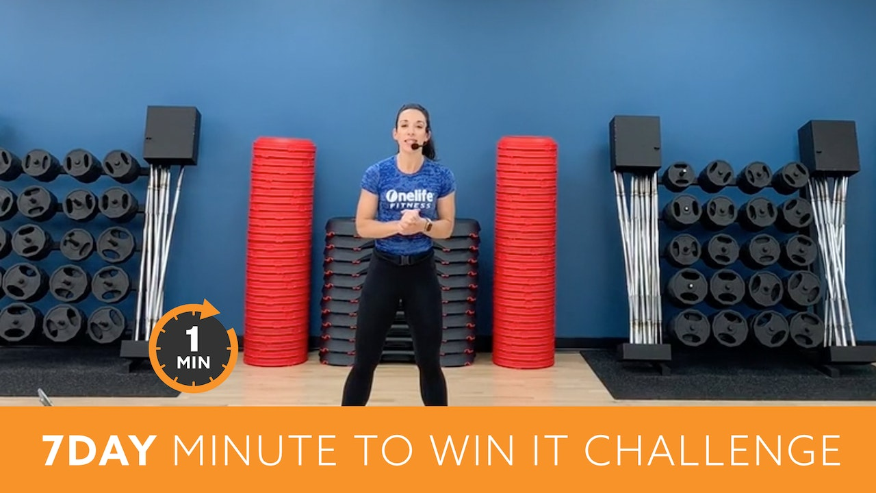 7Day Minute To Win It Challenge