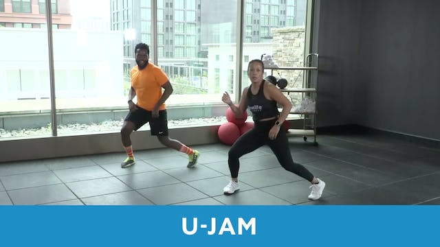 U-Jam Dance with JoAnne & TJ
