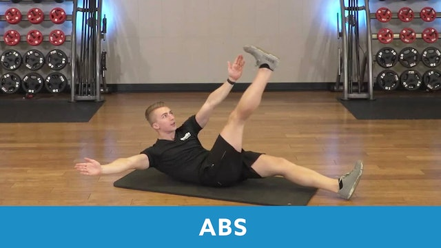 Day 1- Advanced Part 2 - Abs with Lars