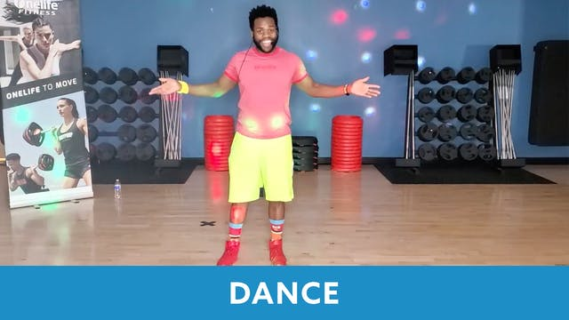 Dance with TJ