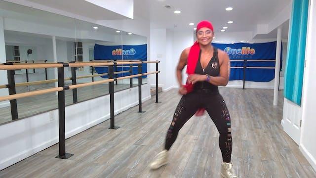 Dance with Shahana (LIVE Tuesday 11/1...