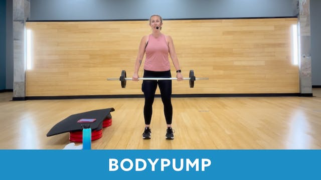 BODYPUMP with Tracy (LIVE Friday 6/4 ...