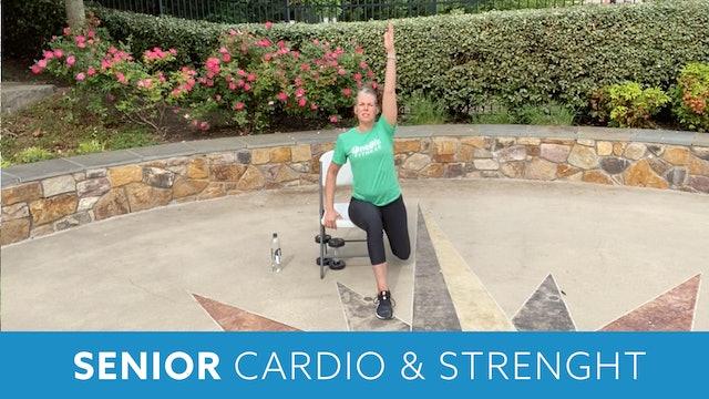 Senior Fitness Strength with Juli (LIVE Monday 5/24 @ 11am EST)