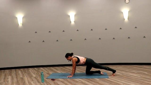Power Yoga Shoulder Focused with Nina...