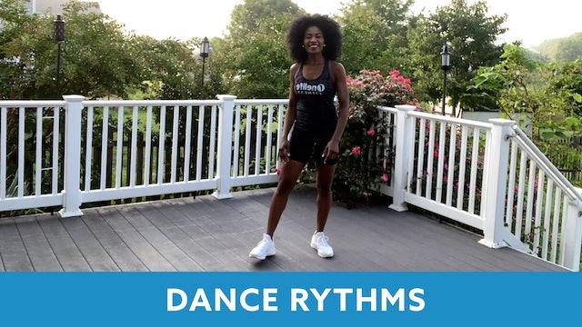 Dance Rhythms Vibz with Linda - SEPTEMBER