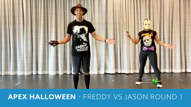 APEX Halloween - Freddy vs Jason Roun...