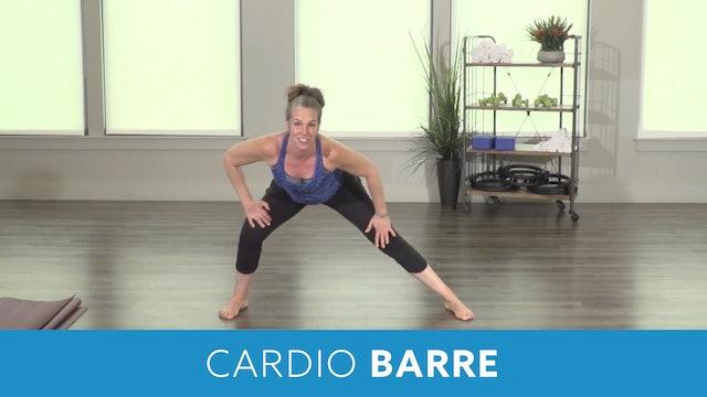 TONE UP 21 WEEK 4 - Cardio Barre & Core with Juli