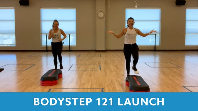 BODYSTEP 121 Express 45 with Janice &...