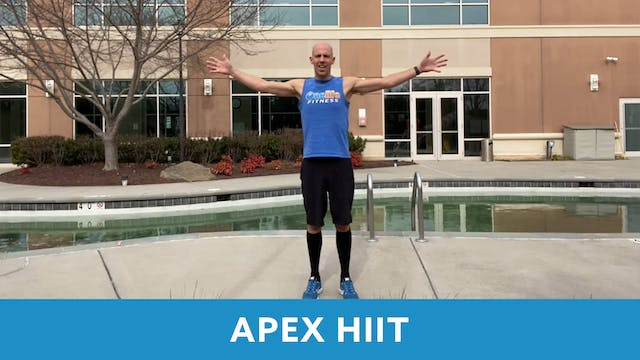APEX HIIT with Bob (LIVE Monday 3/1/2...