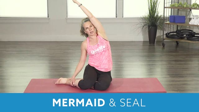 Pilates Mermaid & Seal with Juli