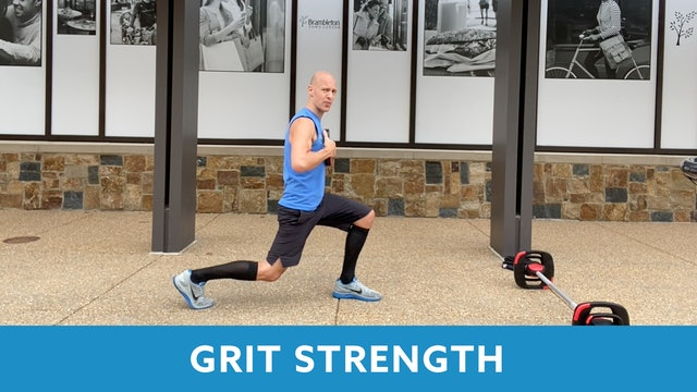 GRIT Strength 23 with Bob (LIVE Wednesday 10/7 @ 7 am EST)