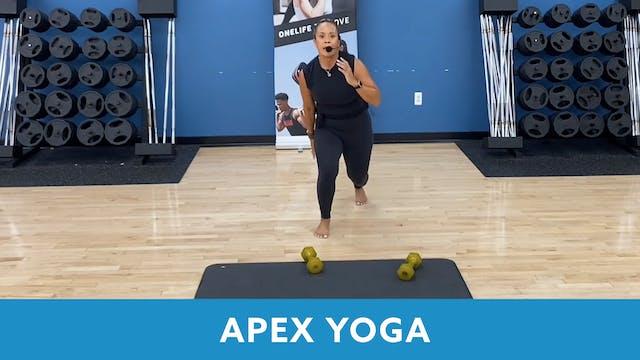 APEX Yoga with JoJo - SEPTEMBER