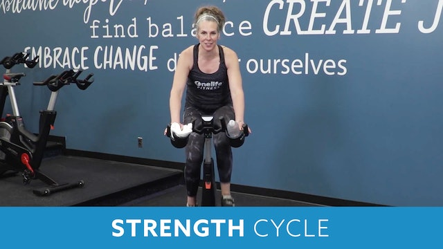 Cycle & Strength with Juli