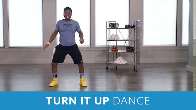 Turn it up DANCE with TJ (LIVE Thursd...