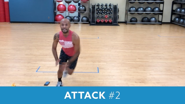 Transformation Challenge - (Week 3 Workout 2) BODYATTACK with Tomas
