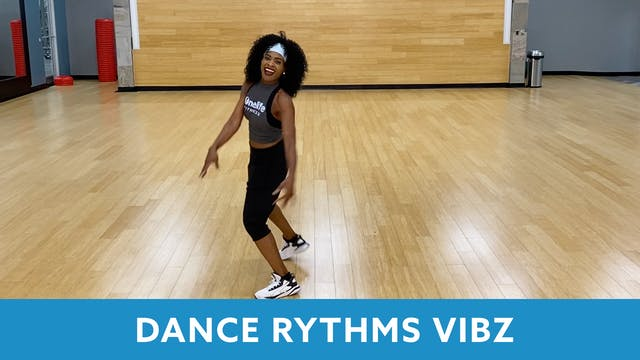 Dance Rhythms Vibz with Linda - AUGUST
