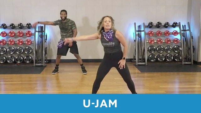 UJAM Dance  #2 with JoJo and TJ