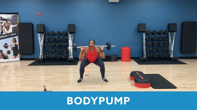 BODYPUMP with Sam (LIVE Tuesday 3/2 @...