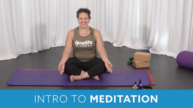 Introduction to Meditation with Morgan