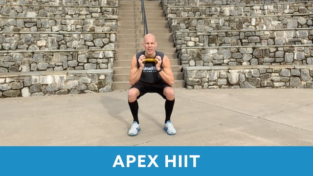 APEX HIIT with Bob (LIVE Friday 1/8 @...