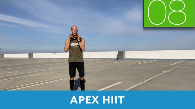 14Day Challenge Day 7 - APEX HIIT with Bob
