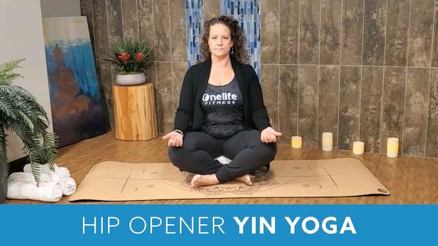 14Day Challenge Day 7 - Hip Opener Yi...
